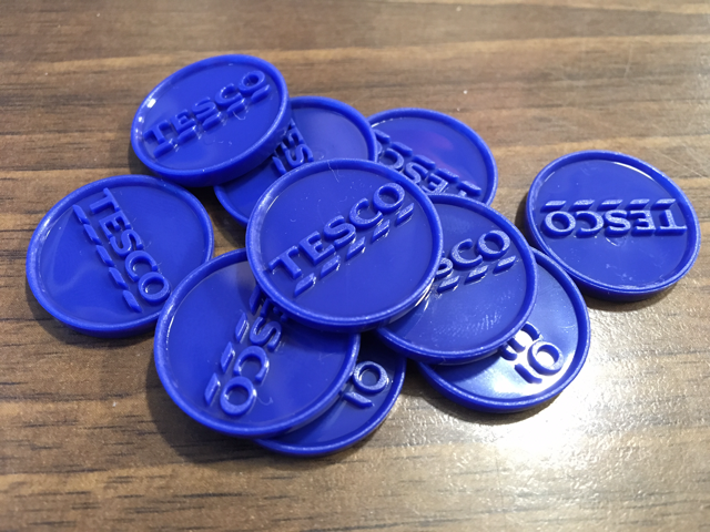 Tesco Tokens